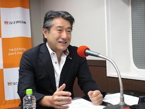 160914_2 2016年9月14日(水)自由民主党 参議院議員 石田昌宏さん出演: 岩瀬惠子