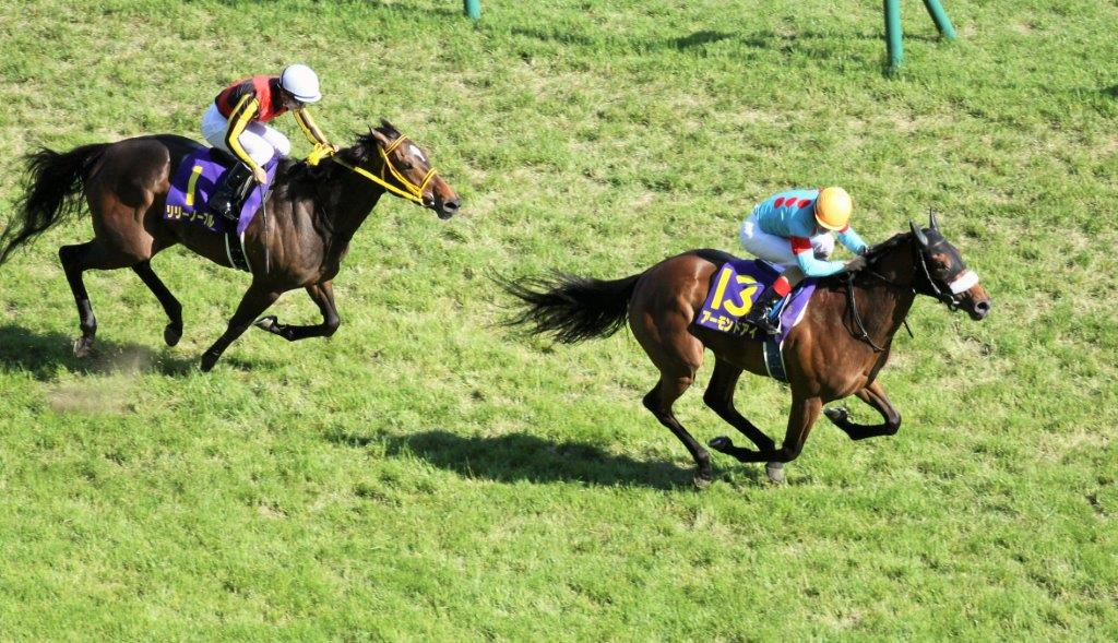 アーモンド牝馬2冠